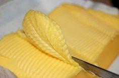 Con un pedazo de auyama también puedes hacer margarina casera, uno de los…