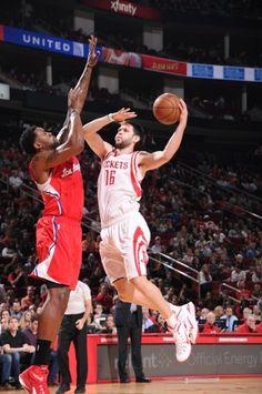 Rockets vs. Clippers - 11/28/2014
