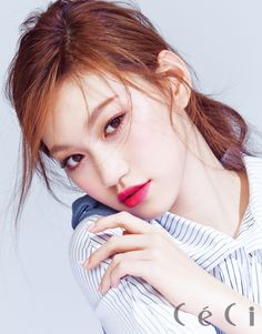 Doyeon x Maybelline for Ceci - OMONA THEY DIDN'T! Endless charms, endless possibilities ♥