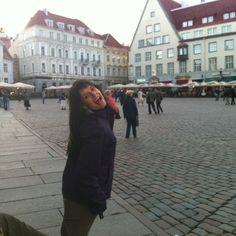 Hapiness in Tallin