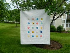 s.o.t.a.k handmade: dots {a finished quilt}