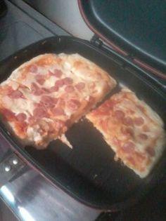 Resep Pizza Happycall Enyakkk Oleh Falen Ann Resep Resep Makanan Memasak Aneka Roti