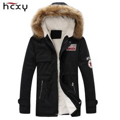 New 2017 Winter Jacket Fur Collar Men'S Down Jacket Cotton-padded Coat Thickening… #BlackFriday is coming early #BestPrice #CyberMonday
