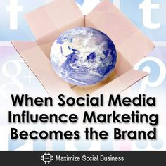 What are the 6 keys of social media influence marketing and how can you parlay these keys into a personal or business brand?