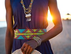 Antigua Belt @Noonday Collection