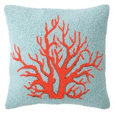 I pinned this Flynn Pillow from the Seaside Chic event at Joss and Main!