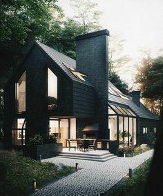 12 estilo de arquitetura moderna única casa a seguir - Architektur/ architecture - Style At Home, Men's Style, House Architecture Styles, Architecture Design, Computer Architecture, India Architecture, Futuristic Architecture, Amazing Architecture, Architecture Definition