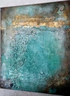 The post Galerie – malart-sonjas Webseite! appeared first on Kunst Abstract Landscape, Abstract Art, Modern Art, Contemporary Art, Gold Leaf Art, Encaustic Art, Texture Art, Painting Techniques, Painting Inspiration