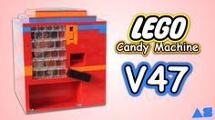 LEGO Pop Rocks Machine