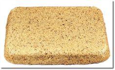 Nuss Biskuit Peach Whiskey, Quick Cake, Sponge Cake Recipes, Biscuit Recipe, Vegan Desserts, Tray Bakes, Marzipan, No Bake Cake, Vanilla Cake