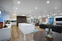 DuChateau Floors - Marshall White Penthouse - modern - Dining Room - Melbourne - DuChateau Floors