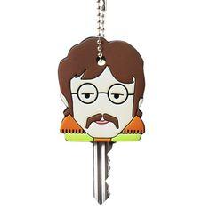 Capa de chave Beatles