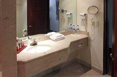Cuarto de Baño Hotel Marriott Puebla