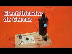 Como Hacer un Circuito Electrificador de Cercas - YouTube Diy Electronics, Electronics Projects, Tesla Video, Electronic Circuit Design, Refrigeration And Air Conditioning, Computer Gadgets, Electrical Wiring Diagram, Electrical Installation, Circuit Diagram