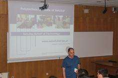 "Erasmus IP'14 ""Steganography and Digital Investigations"" 22 de abril - 'Introduction'"