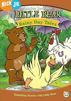 Kristin Fairlie & Dan Hennessey - Little Bear - Rainy Day Tales