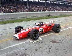 1967 - Jim Clark at IMS