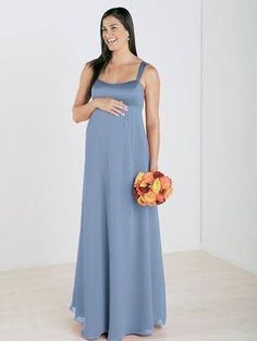 Competitive Price 2014 Chiffon Long Maternity Evening Dress Color????? Sold Out
