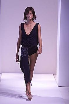 Callaghan Spring 2001 Ready-to-Wear Collection Photos - Vogue Fashion Show, Fashion Design, Ready To Wear, Camisole Top, Runway, Vogue, Tank Tops, Spring, Skirts
