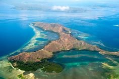 Isla de Flores - Indonesia.