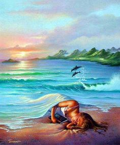 Ocean Dreams ~ Jim Warren