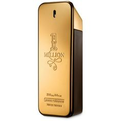 Paco Rabanne  1 Million Eau De Toilette, 6.8 Oz (€94) ❤ liked on Polyvore featuring men's fashion, men's grooming, men's fragrance and paco rabanne