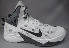 Nike Hyperfuse 2013- White and Grey