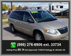 2006 Chrysler Town and Country Touring Mini-Van  Heated Driver Mirror, Overall Length: 200.6, Front Leg Room: 40.6, Tachometer,