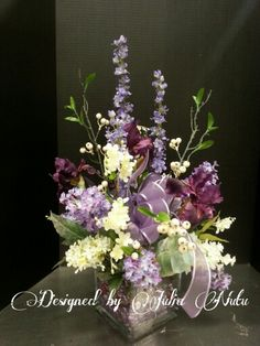 Purple Spring by Julia Nutu at Michaels Store Cambridge ON