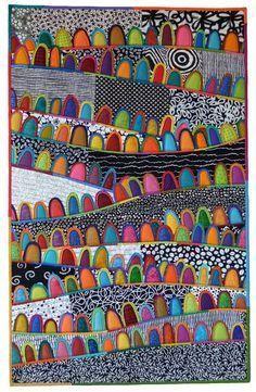 A la manière de Maryline Collioud-Robert (graphisme : les ponts)