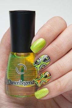 Brand: Dance Legend // Collection: Top Aquarelle // Color: Dali // Blog: Annagorelova