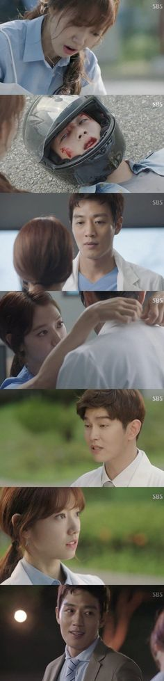 [Spoiler] Added episode 8 captures for the #kdrama 'Doctors'