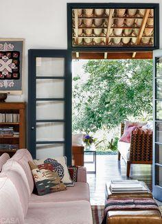 Casa de campo encantadora na serra da Mantiqueira | Minha Casa Rústica