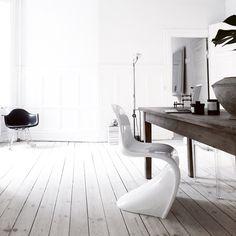 the romantic apartment of Annika Von Holdt