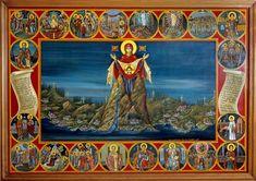 Προσκυνητής Religious Images, Religious Art, Photography Illustration, Art Photography, Parables Of Jesus, The Holy Mountain, Life Of Christ, Jesus Christ, Byzantine Icons