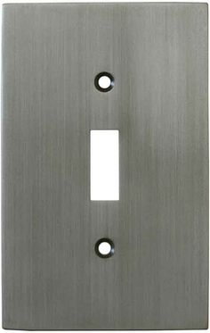 Modern Antique Pewter Light Switch Plates Outlet Covers Wallplates