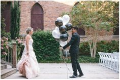 Brie+Caroline | Wedding | Brooklyn Arts Center | Wilmington, NC Photographer