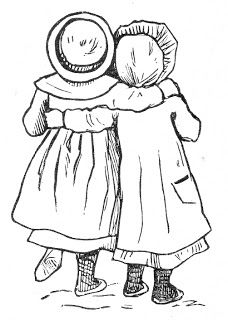 Paper Embroidery Patterns >>Best friends image from the Vintage Moth Paper Embroidery, Japanese Embroidery, Hand Embroidery Patterns, Vintage Embroidery, Cross Stitch Embroidery, Embroidery Designs, Machine Embroidery, Embroidery Sampler, Coloring Books