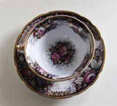Šálek S Podšálkem | eAntik - Starožitnosti Tea Time, Tea Cups, Decorative Plates, Antiques, Tableware, Design, Home Decor, Antiquities, Antique