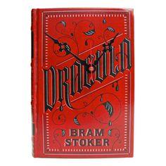Dracula book clock