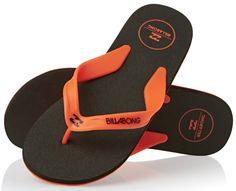 743f4e2f2820 Billabong Cut It Flip Flops - Bright Orange