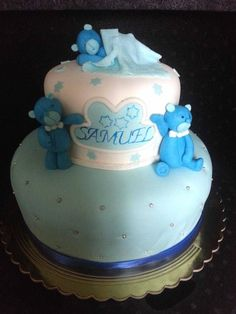 #torta con i tre orsetti di https://twitter.com/simocakedesign