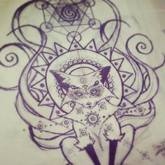 kitsune tattoo - Google Search