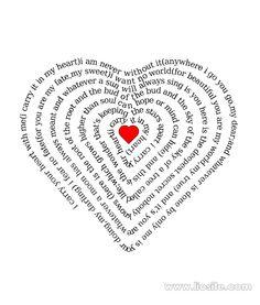 Edward Estlin Cummings – Il tuo cuore lo porto con me Una poesia d'amore, da dedicare agli innamorati. Letta in modo magnifico da LilaLaQueen. Buon San Valentino a tutti, anche senza avere una persona speciale va bene festeggiare perche' qualcuno che vi vuole bene c'e' sempre :-)  #EdwardEstlinCummings, #Cuore, #amore, #fato, #poesia, #liosite, #volersibene,