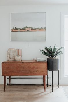 Coastal Meets Boho In This One-Of-A-Kind Home   Glitter Guide