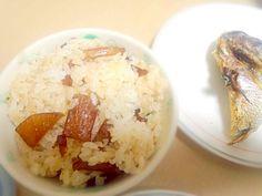 2014年1月10日 - 3件のもぐもぐ - 大根飯混ぜご飯 by sigure49