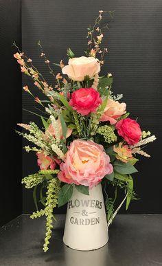 2798 Best Silk Floral Arrangements Images In 2019 Silk Floral
