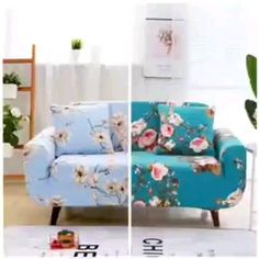 Take a look of our collection Old Sofa, Health And Fitness Articles, Sofa Covers, Being A Landlord, Decoration, Blue Flowers, Make It Simple, Love Seat, Kids Room