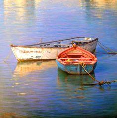 Jose Manuel Ruiz Blanco (oil on canvas)