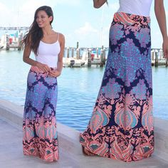 484f3e4df8ae9 72 Best Maxi Skirts images
